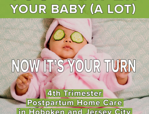 You Pamper Your Baby A Lot – Now It's Your Turn