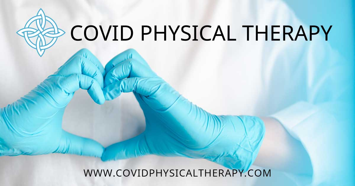 Covid Physical Therapy Banner